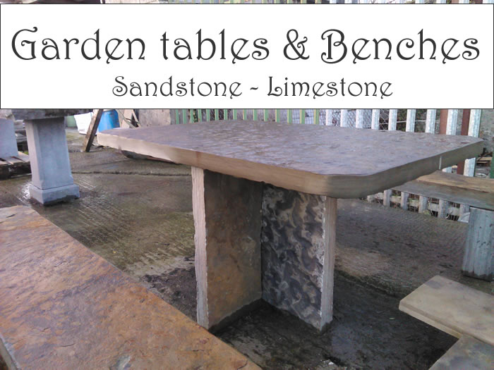 Stone_Table_and_Benches_for_sale-Dublin-Wicklow-Kildare